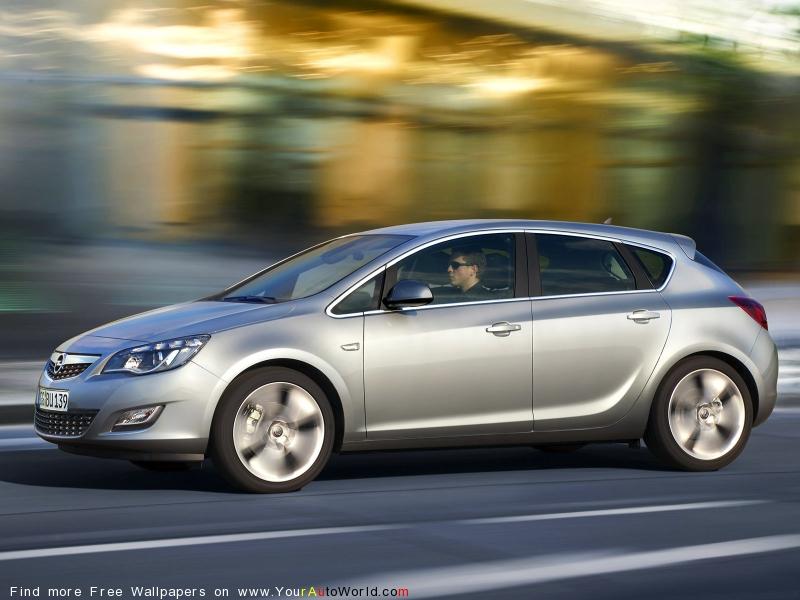 Фотографии Opel Astra Фотография #11…